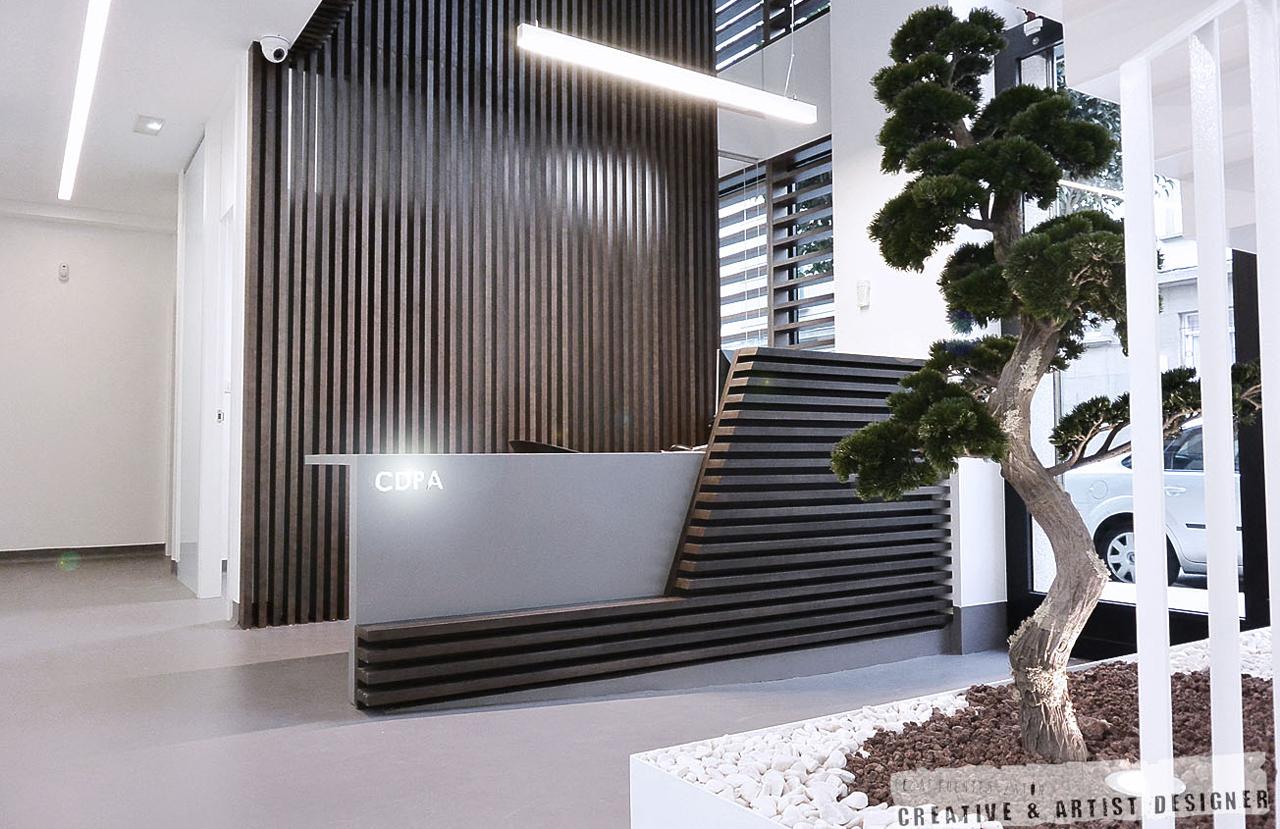 cfzdesign | Diseño Interiores Clínica Dental Patricia Aneiros ...